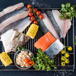 Irish Sea Food Company BBQ Pack