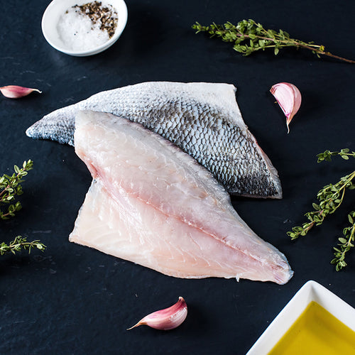 Irish Sea Food Company Sea Bream pack