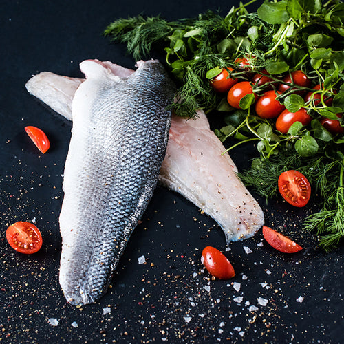 Irish Sea Food Company Sea Bass Pack