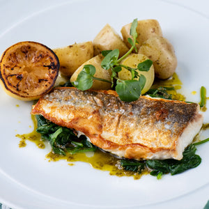 Irish Sea Food Company Cod