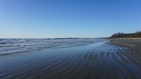 Long beach tofino