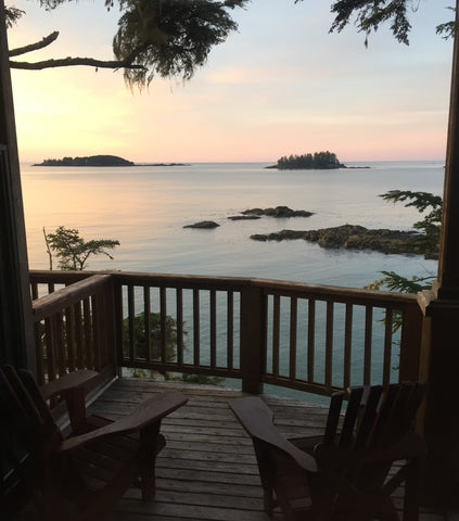 Middle Beach Lodge Sunset