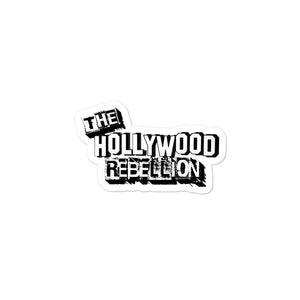 The Hollywood Rebellion stickers!