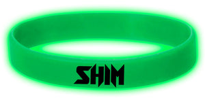 Silicone Glow in the Dark Wristbands