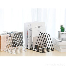 Load image into Gallery viewer, Book Holder Rack Stand Organizer