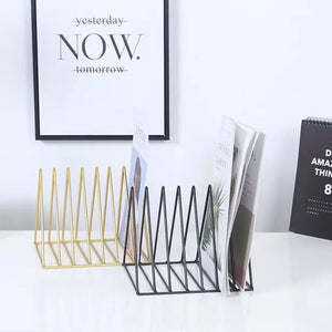 Book Holder Rack Stand Organizer