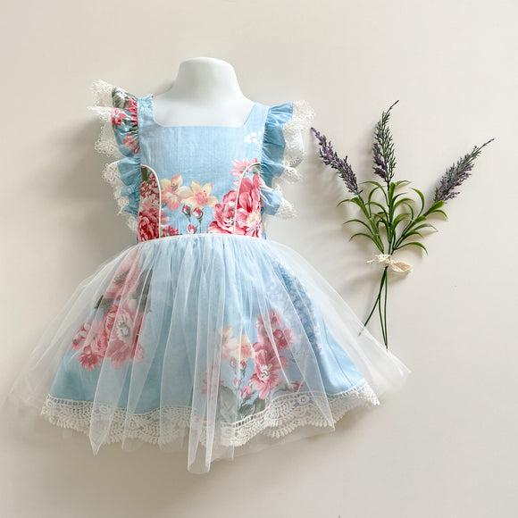 Fairy Flutter Pinny - Avery *PREORDER*