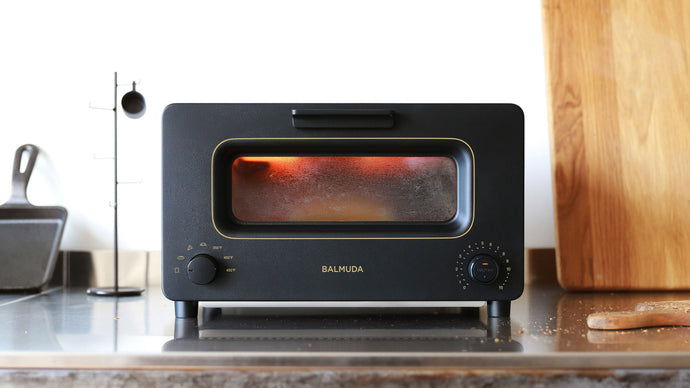 BALMUDA Toaster Review