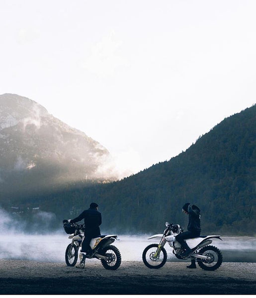 Everyday Motorcycle Adventure Across the Country