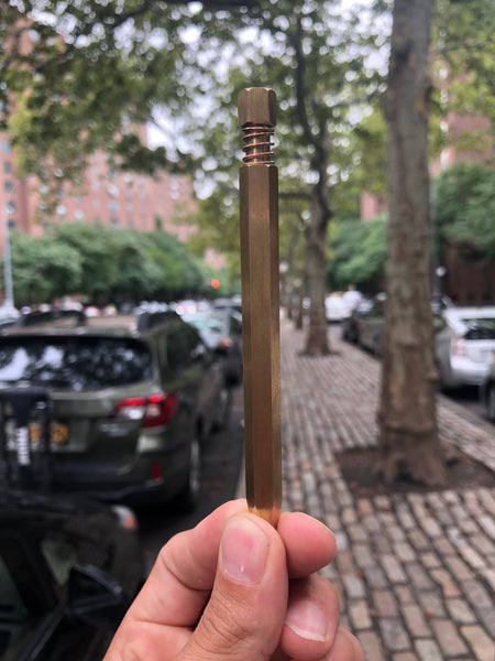 Walk in the Park with The Heral Ballpoint Pen