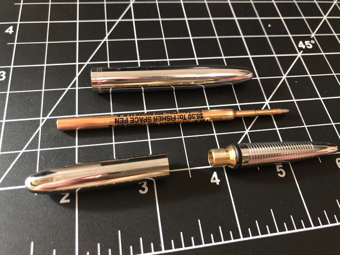Fischer Bullet Space Pen Review