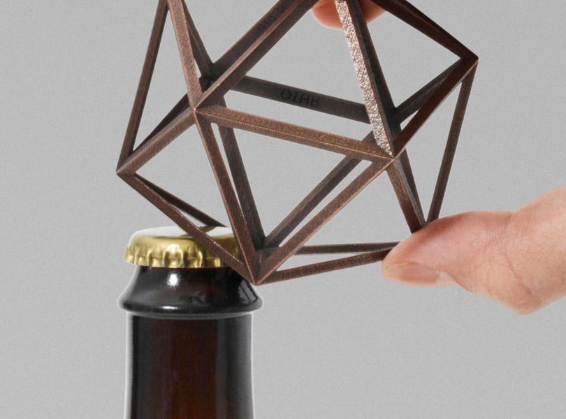13 Best Geometric Bottle Openers