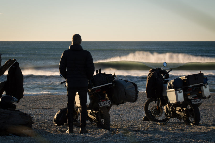 Torren Martyn's New Zealand Motorcycle Journey