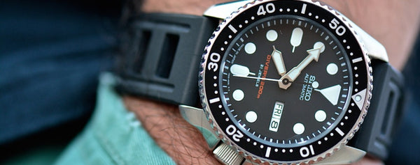 Seiko SKX EDC Dive Watch