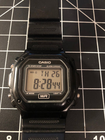 Casio F-108WH Watch Review