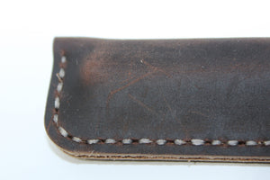 Leather Pen Sleeve