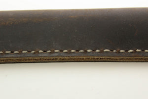 Double Stiched Leather