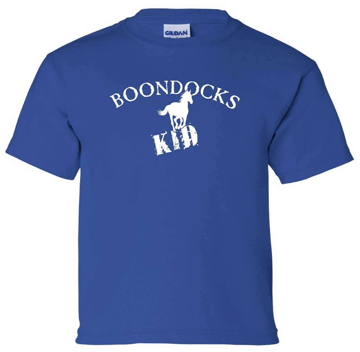Boondocks Kid® T-shirt • HORSE