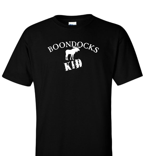 Boondocks Kid® T-shirt • Moose