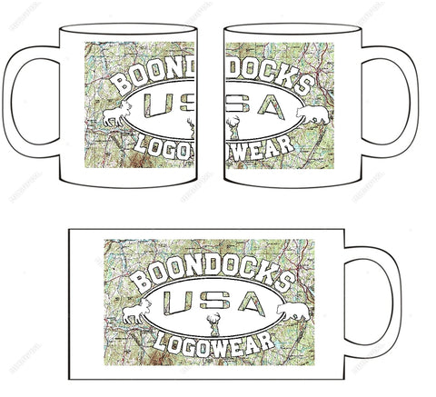 Boondocks USA 11 oz Coffee Mug