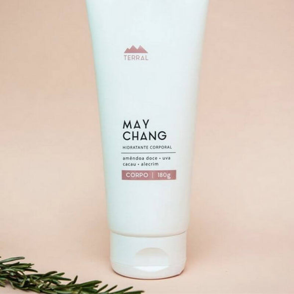 Terral Natural Creme Corporal May Chang