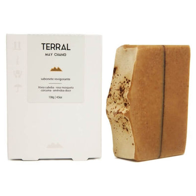 Terral Natural Sabonete Natural May Chang