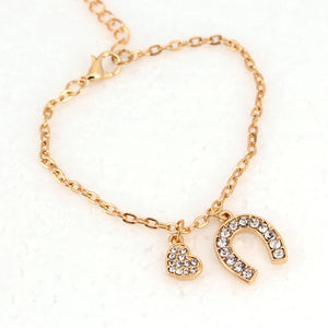 The Rider's Heart Bracelet - All Colors