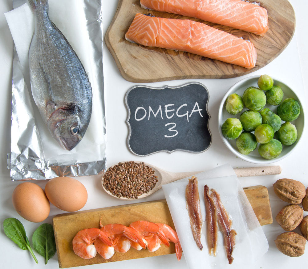 Omega-3 Fatty Acids and Foods for dogs