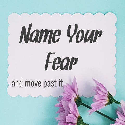 Move past fear in your business - whether it's fear of failure or fear of success.  I'll ask you pointed questions to help you figure out what's holding you back.