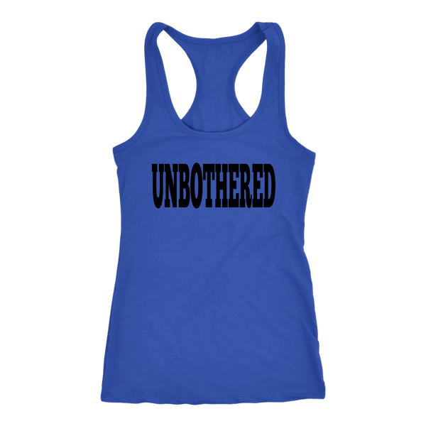 Unbothered-Racerback