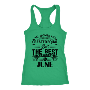 Women Created Equal JUNE