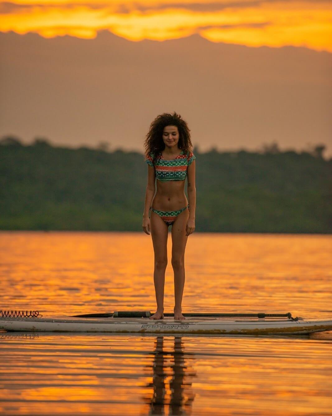 Stand up Paddle in Amazonia