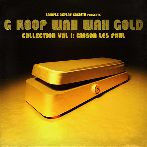G Koop - Wah Wah Gold Collection - Vol 1