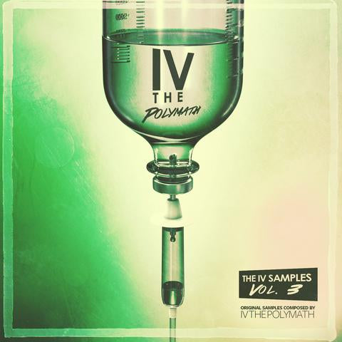 IV the Polymath - Samples Volume -3