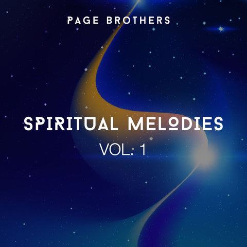 Page Brothers - Spiritual Melodies Vol.1