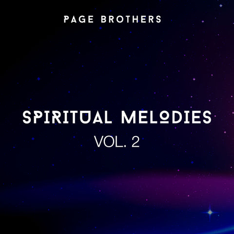 Page Brother - Spiritual Melodies Vol 2