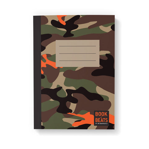 Book of Beats - Productivity Notebook