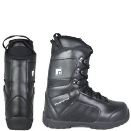 540 Liberty Womens Black Snowboard Boots