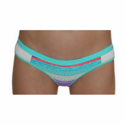 Body Glove Splice Of Life Surfrider Womens Lagoon Bikini Bottom