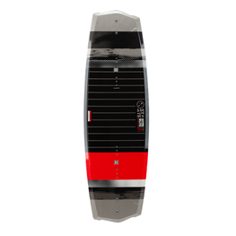 hyperlite black grey red wakeboard