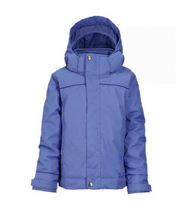 Burton Elodie Minishred Girls Periwinkle Snowboarding Jacket