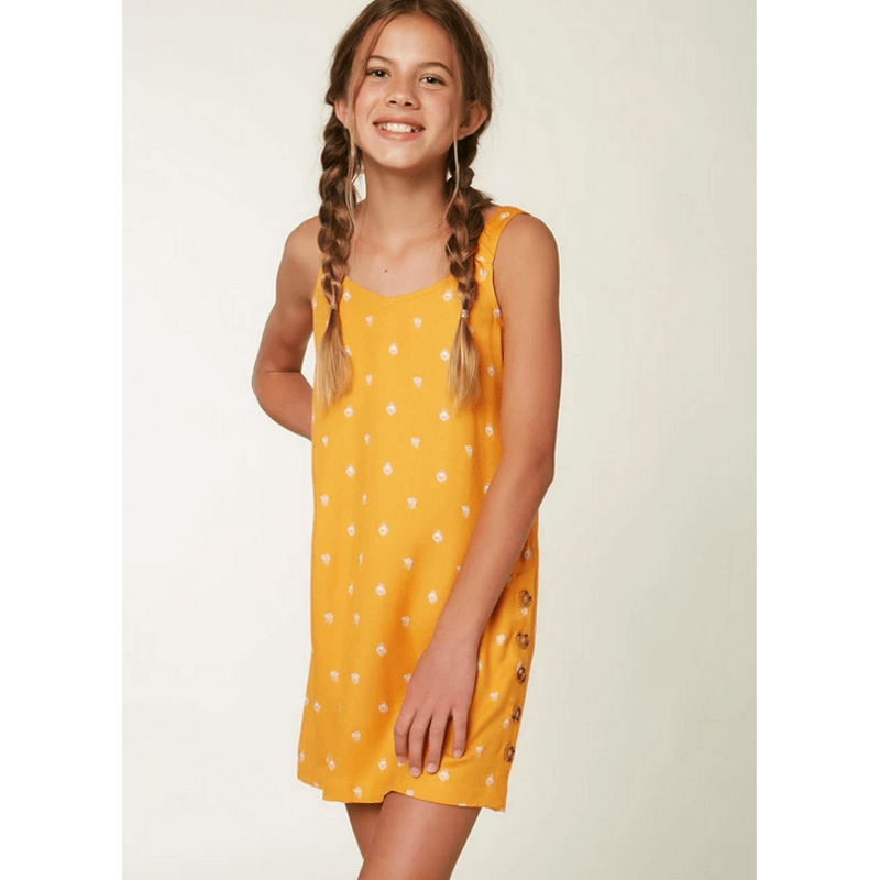 o'neill girls dress woven
