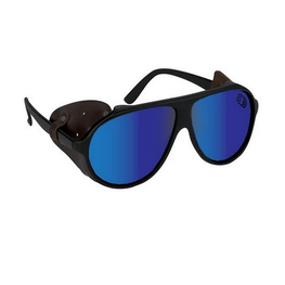 ploarized ariblaster glacier glasses black