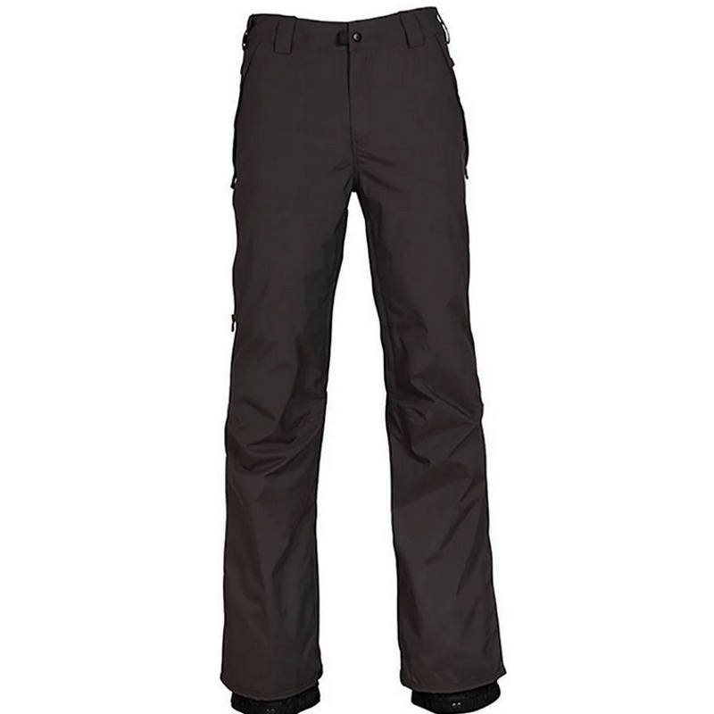 686 mens black snow pant
