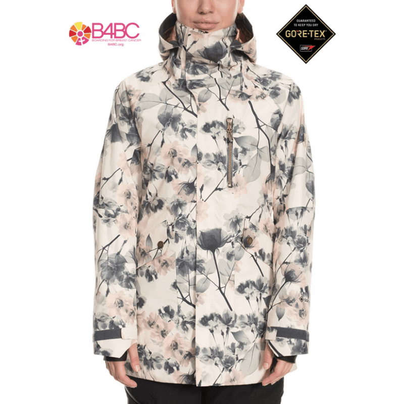 686 gore-tex printed jacket