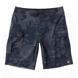 billabong mens swim short black camo
