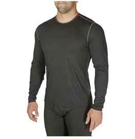 Hot Chillys Pepper Skins Crewneck Mens Base Layer