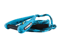 Hyperlite Pro Surf 25' Blue Surf Rope With Handle