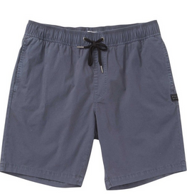 Billabong Larry Layback boys Washed Slate Short