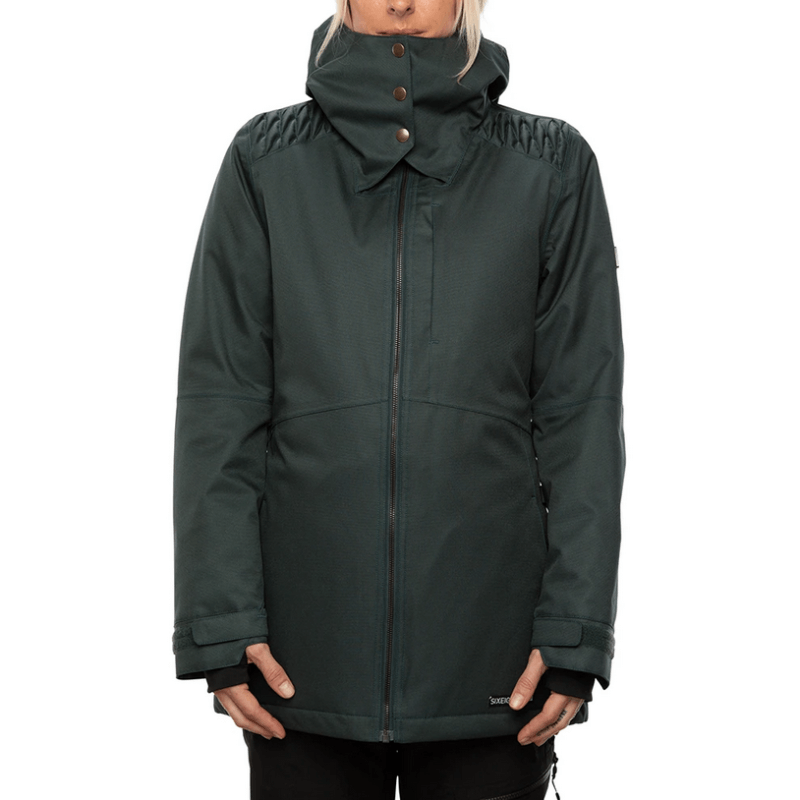 686 womens spruce snow jacket